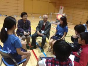 東京オリンピックを題材にした「私たちの天沼」