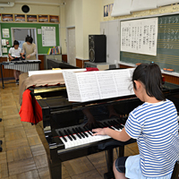 和田小音楽室