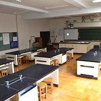 和田小理科室