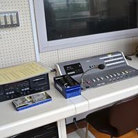 和田小放送室