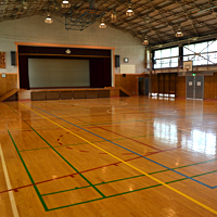 和田小体育館