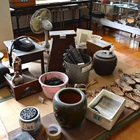和田小郷土資料室